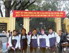 Hà Tĩnh: Học sinh đạt giải cao tại Kỳ thi Olympic Toán Hà Nội mở rộng lần thứ XI- 2014