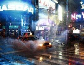 """18 người chết vì bão Irene, New York """"tê liệt"""""""