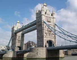 Nước Anh, một giấc mơ trong tôi