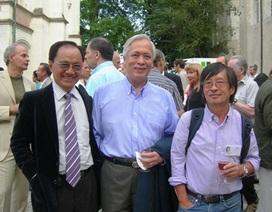 GS Trịnh Xuân Thuận được tặng Giải thưởng Cino del Duca 2012