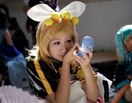 Ấn tượng ngày hội Cosplay tại Bắc Kinh