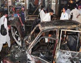 Pakixtan: Đánh bom làm 11 người thiệt mạng