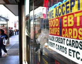 18 triệu hộ gia đình Mỹ thiếu ăn