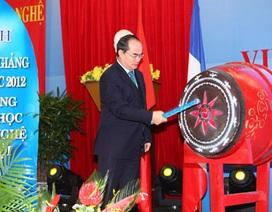USTH trao học bổng hơn 600 triệu đồng nhân Khai giảng khóa 3