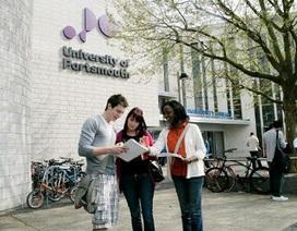 Du học Anh: mời hội thảo trường ĐH Portsmouth
