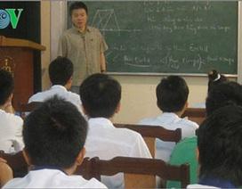 Việt Nam có chưa đến 100 Giáo sư Toán học
