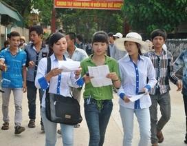 Đáp án chính thức các môn thi tốt nghiệp THPT 2013