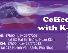 """Coffee chat with K-State: """"Giấc mơ Mỹ"""""""