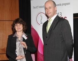 Úc: Bộ trưởng Bộ Công nghệ tuyên dương nữ Giáo sư IT Monash