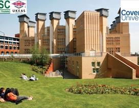 Nhập học tháng 9/2013 tại các ĐH hàng đầu Anh Quốc
