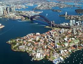 Khám phá Sydney mà... không tốn một xu