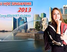 Hội thảo du học Singapore: Thời điểm chốt cho các khóa học và học bổng 2013