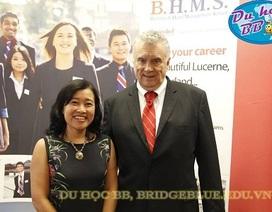 Du học Thụy Sĩ: Mời dự hội thảo trường BHMS