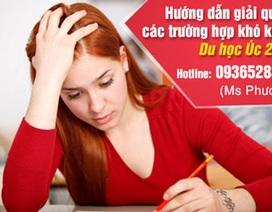 Du học Úc 2013 – Hướng dẫn giải quyết các trường hợp khó khăn (Kỳ 1)