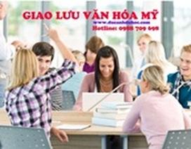 Hội thảo: học bổng giao lưu văn hóa và học phổ thông tại Mỹ