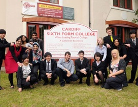 Học bổng 50% - 100% từ Cardiff Sixth Form College, Anh