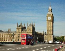 Cơ hội học bổng khủng khi nhập học tại Anh tháng 1/2014