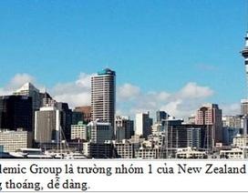 """Du học tại trường Queens, Auckland, New Zealand với chính sách visa """"ưu tiên"""" và """"thông thoáng"""""""