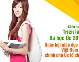 Ngày hội giáo dục Úc 2013 – Chương trình do Chính phủ Úc tổ chức tại Việt Nam