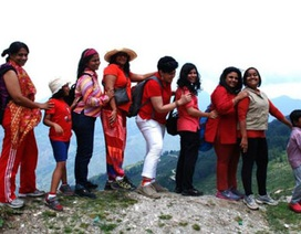 Bùng nổ câu lạc bộ du lịch dành cho phái nữ tại Ấn Độ