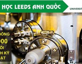 Học bổng hấp dẫn khối ngành kỹ thuật tại ĐH Leeds, Anh Quốc