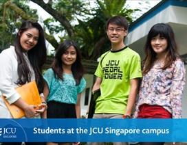 Hội thảo đại học JCU Singapore