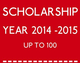 Chương trình học bổng du học quốc tế lên đến 100% học phí năm 2014, 2015