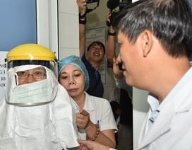 Việt Nam nâng cao mức độ ứng phó với dịch Ebola