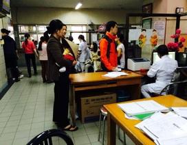 Bệnh viện Bạch Mai hoạt động bình thường vào ngày nghỉ Tết