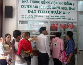 Ngành y sẵn sàng thuốc phục vụ dân dịp Tết