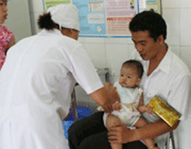 Từ tháng 7, vắc xin rubella được đưa vào tiêm chủng mở rộng