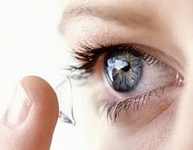 Những nguy hiểm khó lường khi dùng kính áp tròng