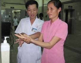 Bảo vệ sự sống, hãy vệ sinh tay!