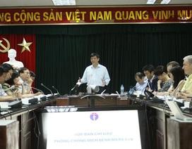 Dịch hô hấp cấp từ Hàn Quốc đe dọa tràn vào Việt Nam