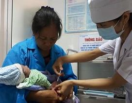 Lơ là tiêm vắc xin viêm gan B sơ sinh: Nguy hiểm