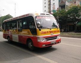 Nối dài tuyến xe buýt phục vụ thí sinh dự thi THPT quốc gia