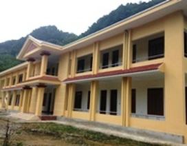 Quảng Bình: Hoàn thành nhà bán trú cho học sinh các xã miền núi