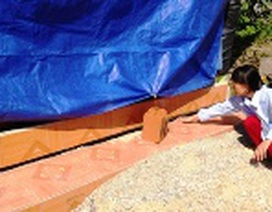 Mở rộng QL1A qua tỉnh Quảng Bình: Lo nhà sập!