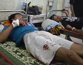 Quảng Bình: Bom bi phát nổ, 4 người thương vong