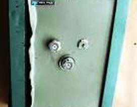 Phá cửa phòng trụ sở ủy ban trong đêm, trộm hàng trăm triệu đồng