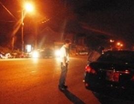 Đình chỉ công tác cán bộ thanh tra giao thông cản trở CSGT làm nhiệm vụ