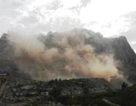 Chấn chỉnh tình trạng mất an toàn lao động tại các mỏ đá