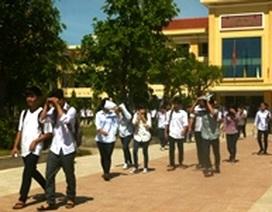 Quảng Bình: Đề thi môn Ngữ Văn không khó, thí sinh dễ đạt điểm cao