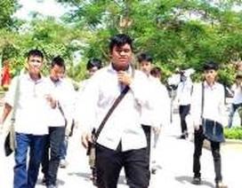 Hơn 4.600 thí sinh Quảng Bình không đăng kí thi đại học