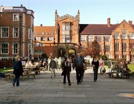 Học bổng 100% học phí tại Đại học Newcastle, Anh Quốc