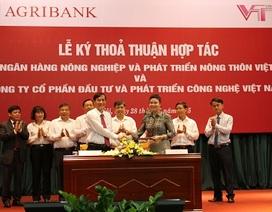 Agribank và Vinatech ký kết thỏa thuận hợp tác ưu đãi khách hàng