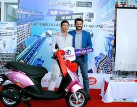 Piaggio Việt Nam: Phiên bản Liberty Go - Pro - Chia sẻ từng khoảnh khắc