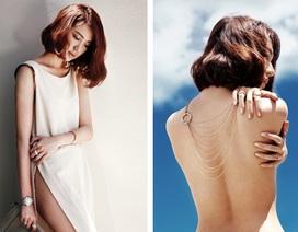 Nét cá tính và gợi cảm của Yoon Eun Hye