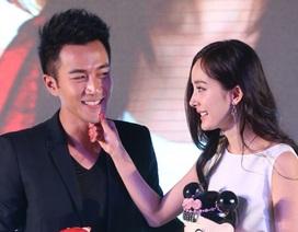 Dương Mịch và bạn trai thân mật trước báo giới