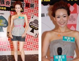 """Cựu hoa hậu Hồng Kông vững vàng sau những """"sóng gió"""""""